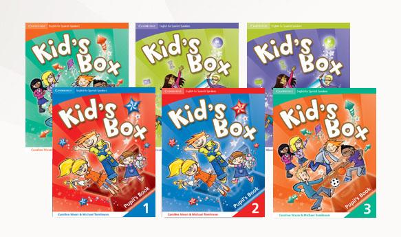 Resultado de imagen de kid box