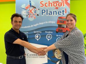 equipo school planet